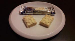 Sportness 50% - High Protein Crispy White Chocolate im Proteinriegel Test