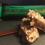 Barebells Proteinriegel Hazelnut & Nougat Geschmack im Test