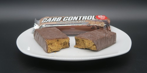 Body Attack Carb Control Crunchy Chocolate Geschmack