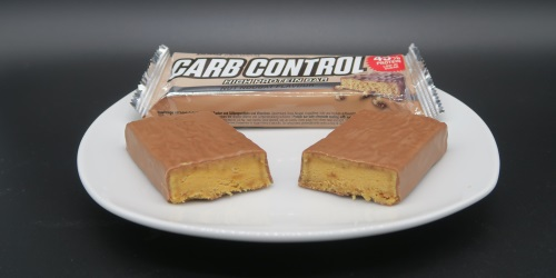 Body Attack Carb Control Nut Nougat Geschmack