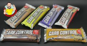 Body Attack Carb Control im Proteinriegel-Test